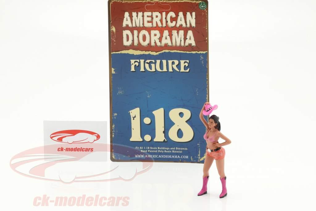 The Western Style II figuur 1:18 American Diorama
