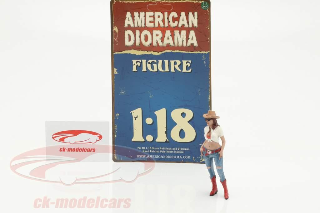 The Western Style I figuur 1:18 American Diorama
