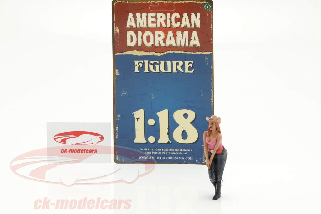 The Western Style VII figur 1:18 American Diorama