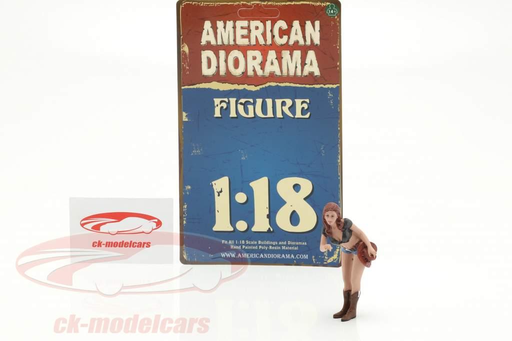 The Western Style V figur 1:18 American Diorama