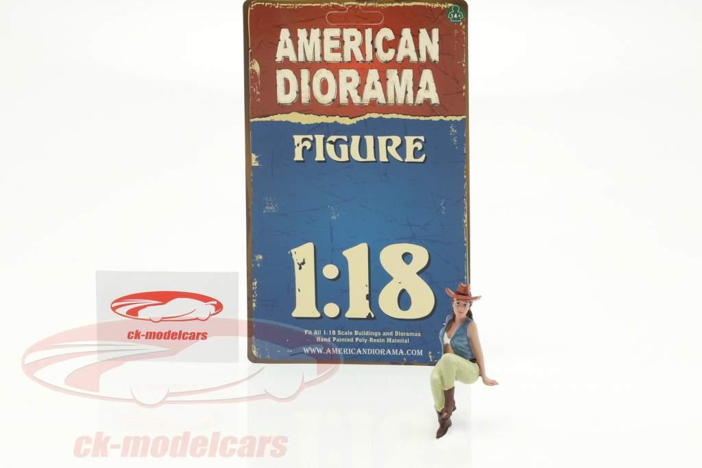 The Western Style VI figur 1:18 American Diorama