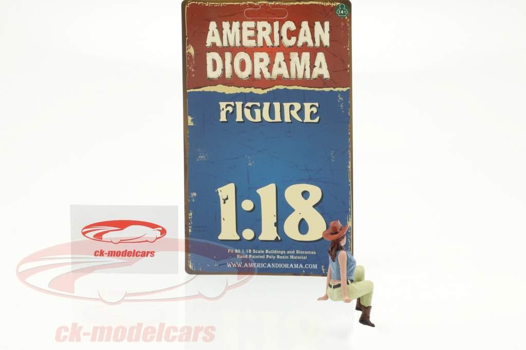 The Western Style VI figura 1:18 American Diorama