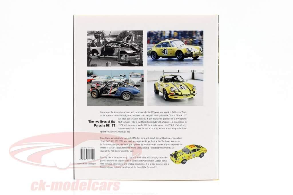 libro: Porsche 911 ST 2.5: Camera Car, LeMans Winner, Porsche Legend (Inglés)