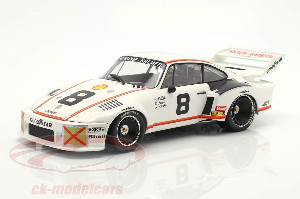 Porsche 935 #8 3e 24h Daytona 1977 Joest, Wollek, Krebs 1:18 Norev
