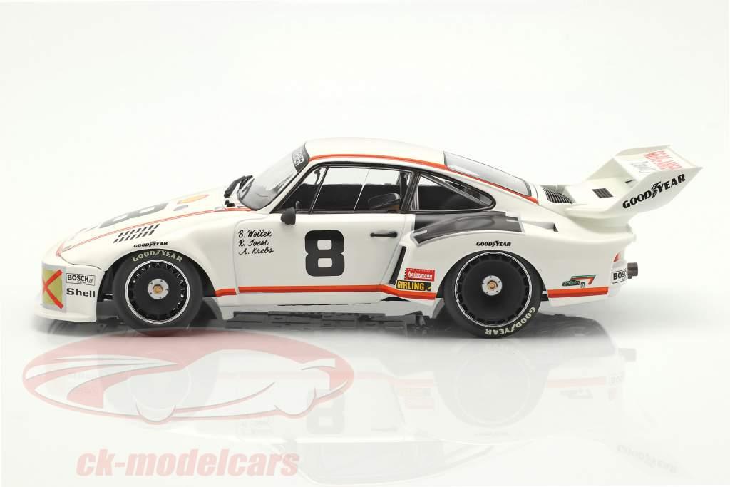 Porsche 935 #8 3rd 24h Daytona 1977 Joest, Wollek, Krebs 1:18 Norev