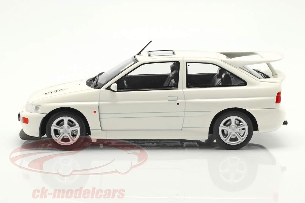 Ford Escort Cosworth Opførselsår 1992 hvid 1:18 Norev