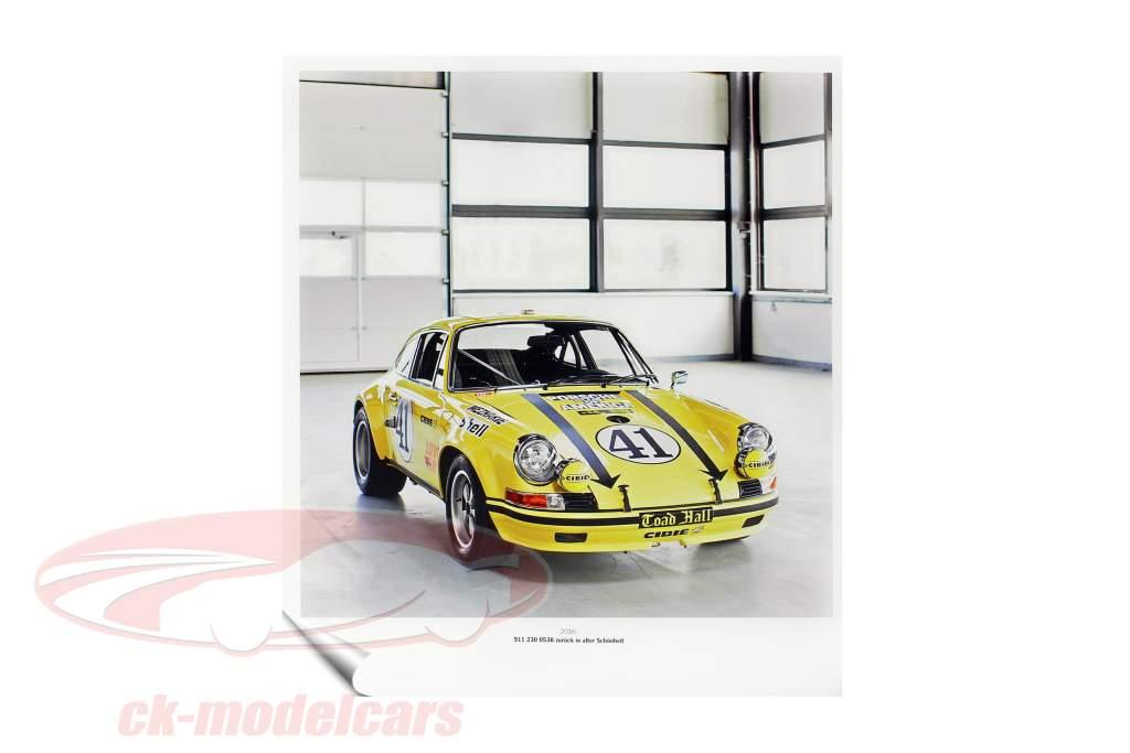 boek Porsche 911 ST 2.5: Camera-auto, LeMans winnaar, Porsche legende (Duits)