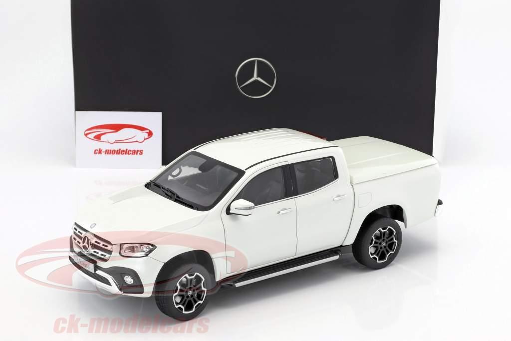 Mercedes-Benz X-Classe bering branco 1:18 Norev