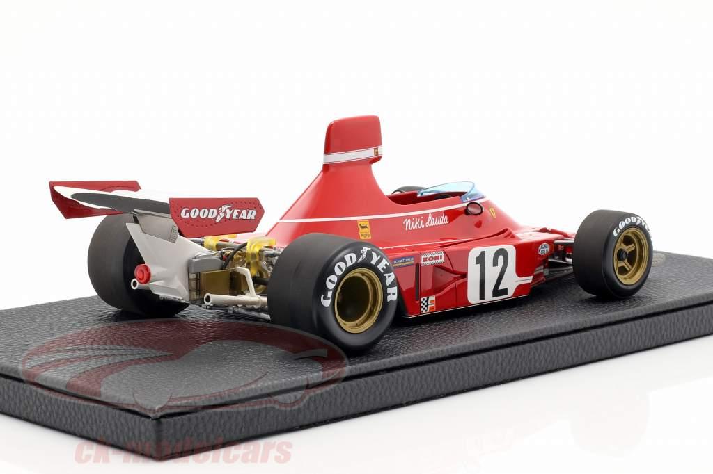 Niki Lauda Ferrari 312 B3 #12 Formel 1 1974 1:18 GP Replicas