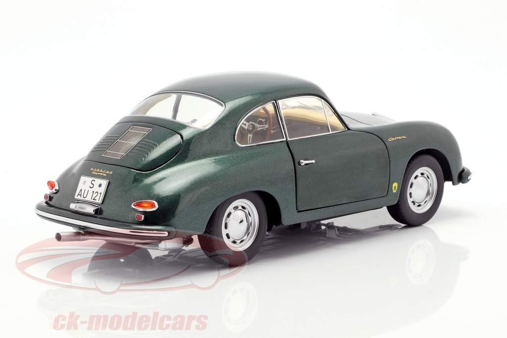 Porsche 356 A Carrera Coupe vert foncé 1:18 Schuco