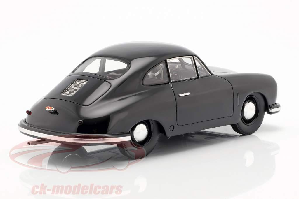 Porsche 356 Gmünd Coupe noir 1:18 Schuco