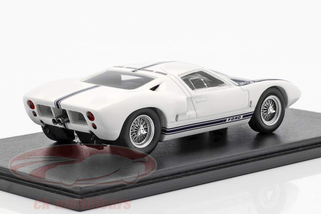 Ford GT Press version 1964 1:43 Spark