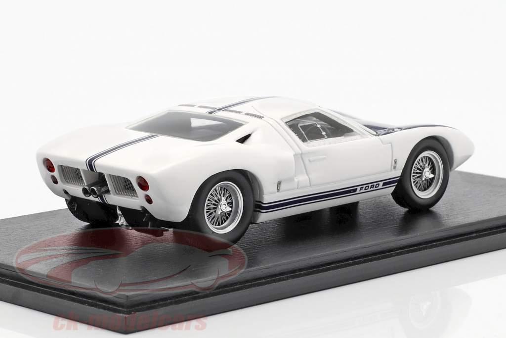Ford GT presse version 1964 1:43 Spark