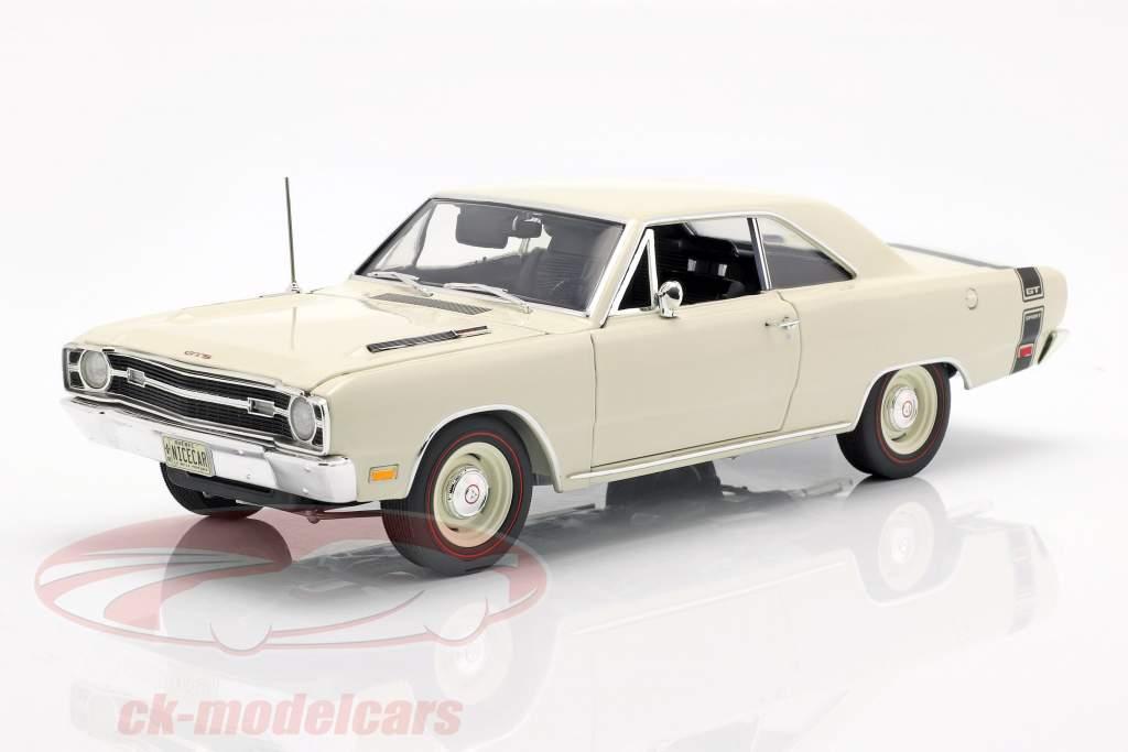 Dodge Dart GTS 440 anno di costruzione 1969 bianco 1:18 GMP