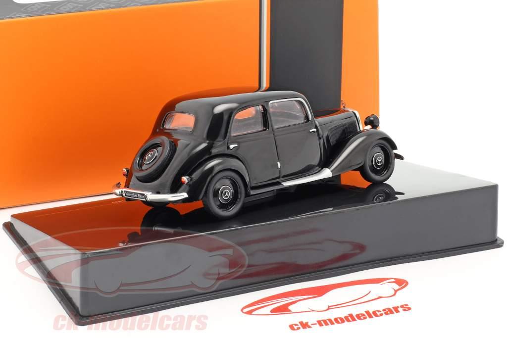 Mercedes-Benz 170V (W136) année de construction 1949 noir 1:43 Ixo