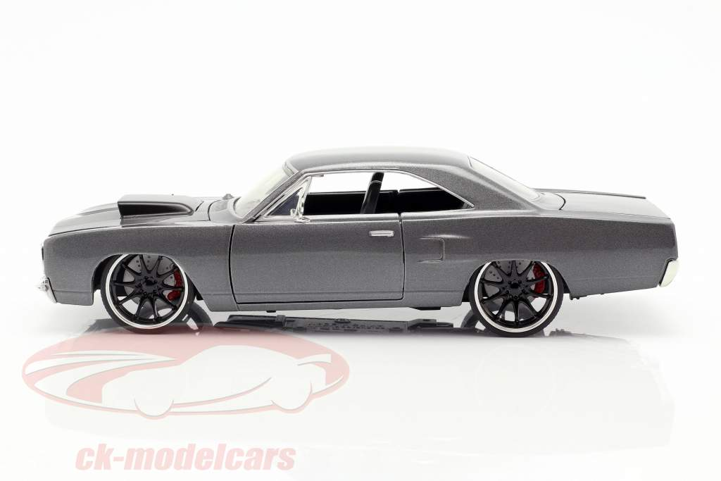 Dom's Plymouth Road Runner フィルム Fast & Furious: Tokyo Drift (2006) 1:24 Jada Toys