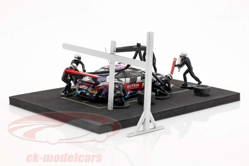 Iron Force Julekalender: Porsche 911 (991) GT3 R #69 Iron Force 1:43 CMR