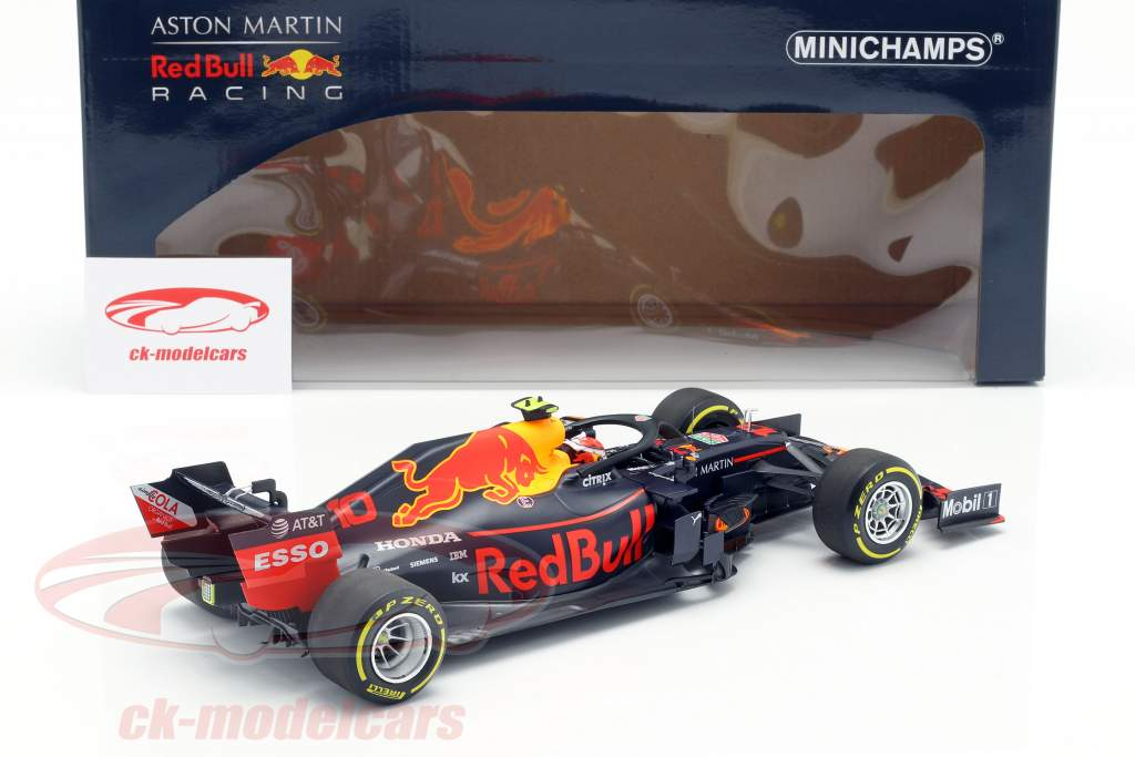 Pierre Gasly Red Bull Racing RB15 #10 formula 1 2019 1:18 Minichamps