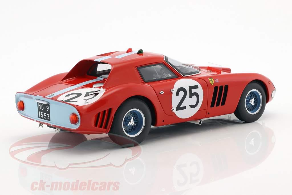 Ferrari 250 GTO 64 #25 24h LeMans 1964 Ireland, Maggs 1:18 CMR