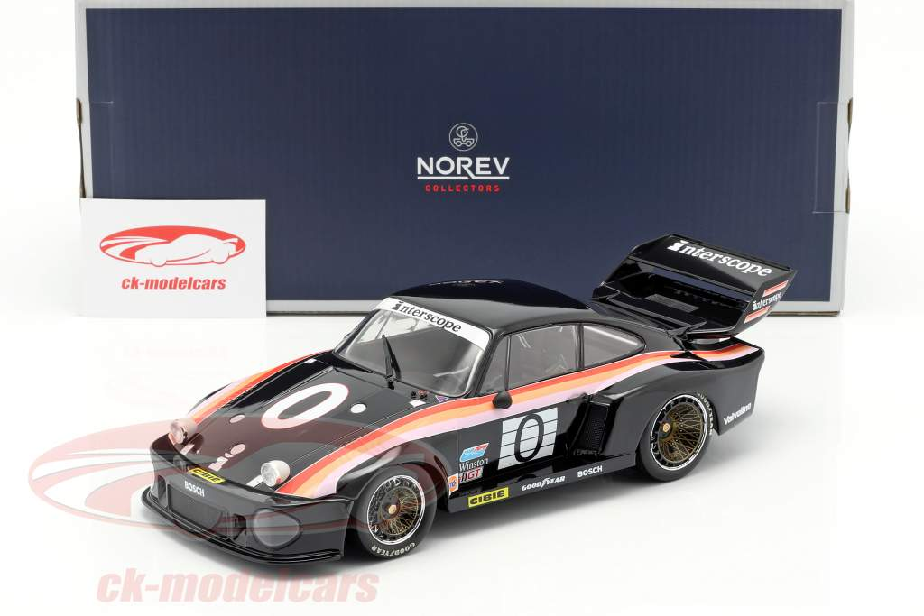 Porsche 935 #0 vincitore 24h Daytona 1979 Field, Ongais, Haywood 1:18 Norev