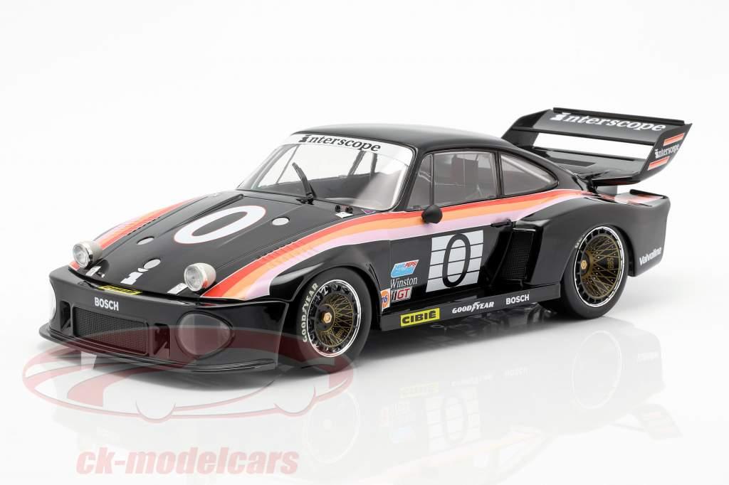 Porsche 935 #0 gagnant 24h Daytona 1979 Field, Ongais, Haywood 1:18 Norev
