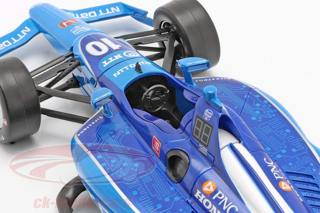 Felix Rosenqvist Honda #10 Indycar Series 2019 Chip Ganassi Racing 1:18 Greenlight