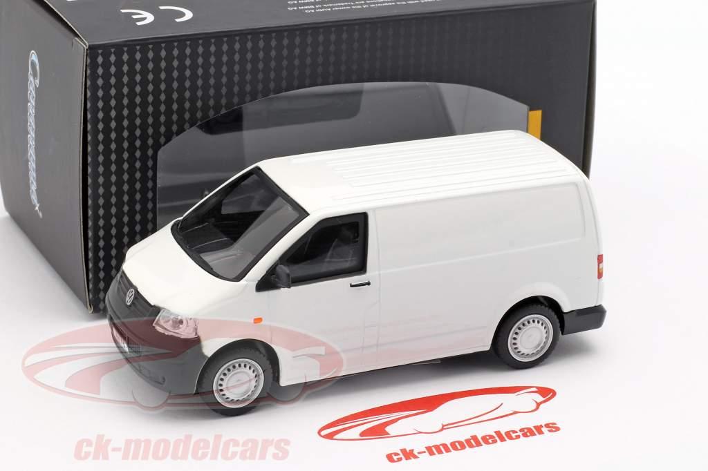 Volkswagen VW T5 bus année de construction 2010 blanc 1:43 Cararama