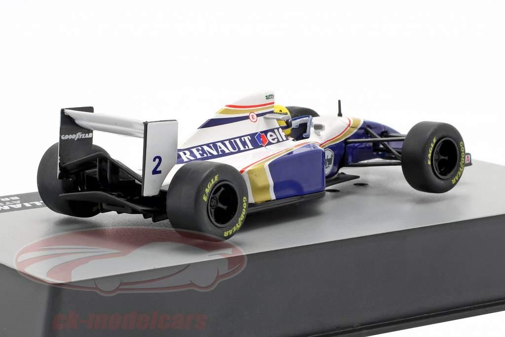 Ayrton Senna Williams FW16 #2 Brasile GP formula 1 1994 1:43 Altaya