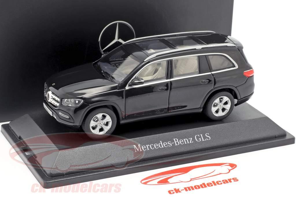 Mercedes-Benz clase GLS (X167) año de construcción 2019 obsidian negro 1:43 Z-Models