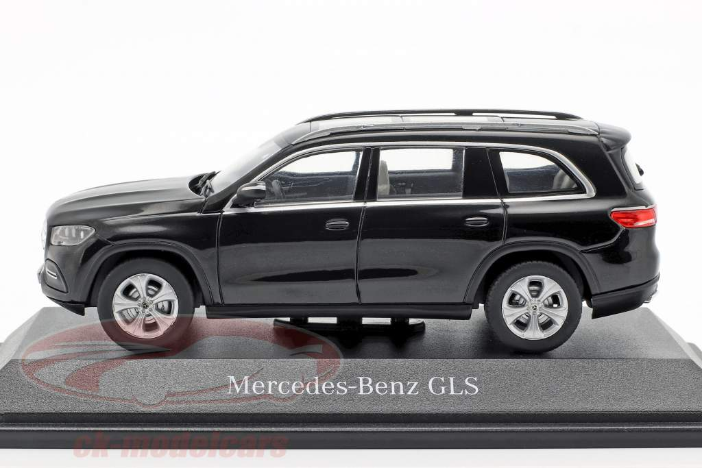 Mercedes-Benz GLS klasse (X167) Opførselsår 2019 obsidian sort 1:43 Z-Models