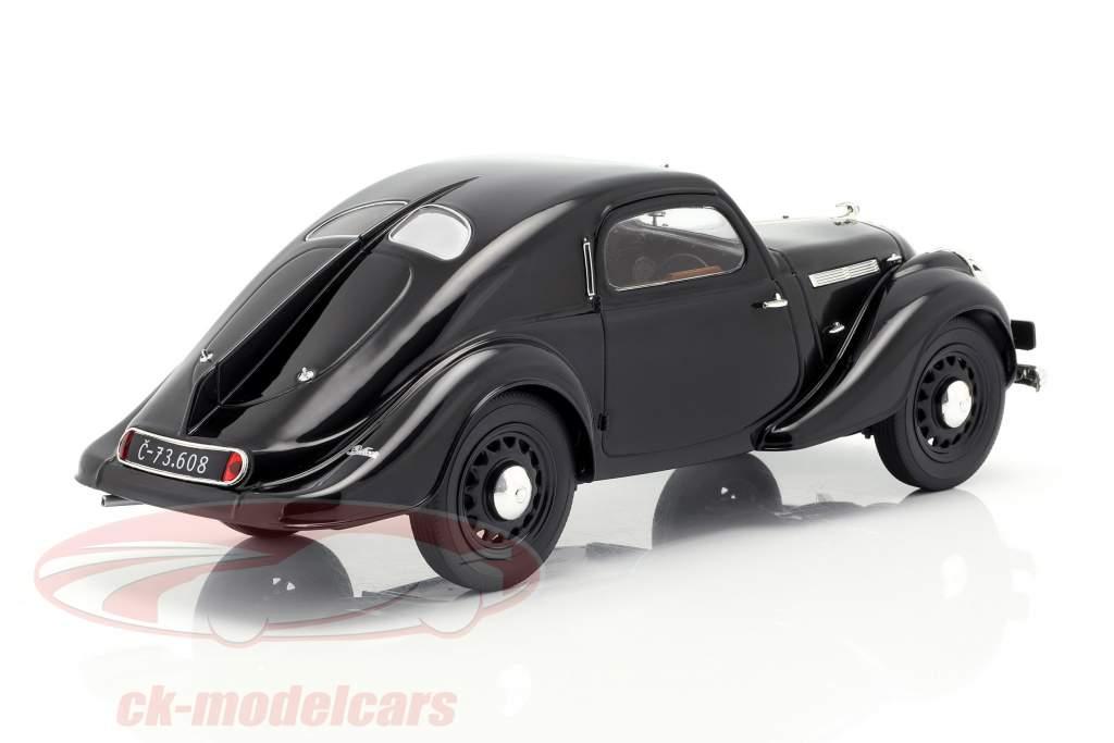 Skoda Popular Monte Carlo black 1:18 iScale
