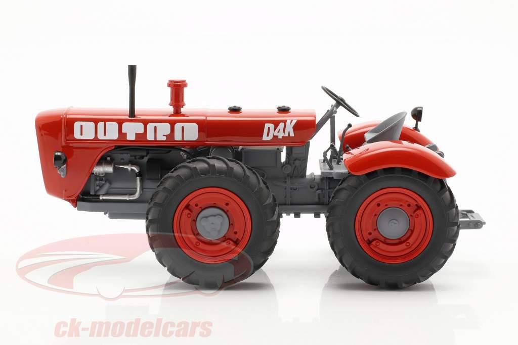 Dutra D4K Traktor rot 1:32 Schuco