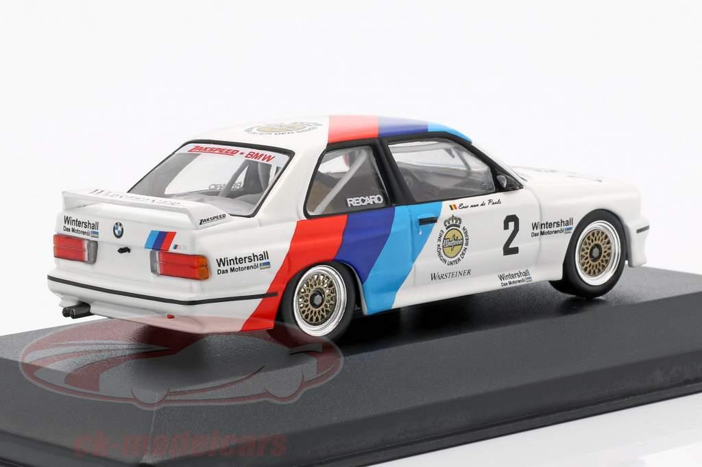BMW M3 (E30) #2 DTM campeón 1987 Eric van de Poele 1:43 CMR