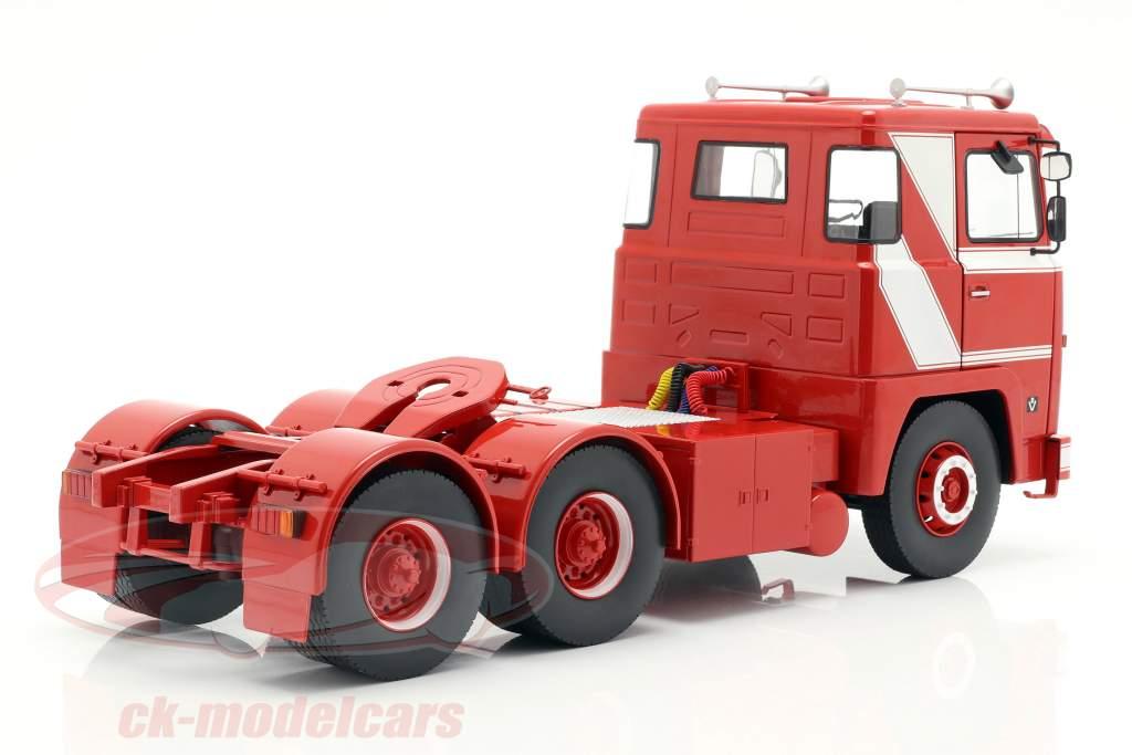 Scania LBT 141 trattore anno di costruzione 1976 rosso / bianco 1:18 Road Kings