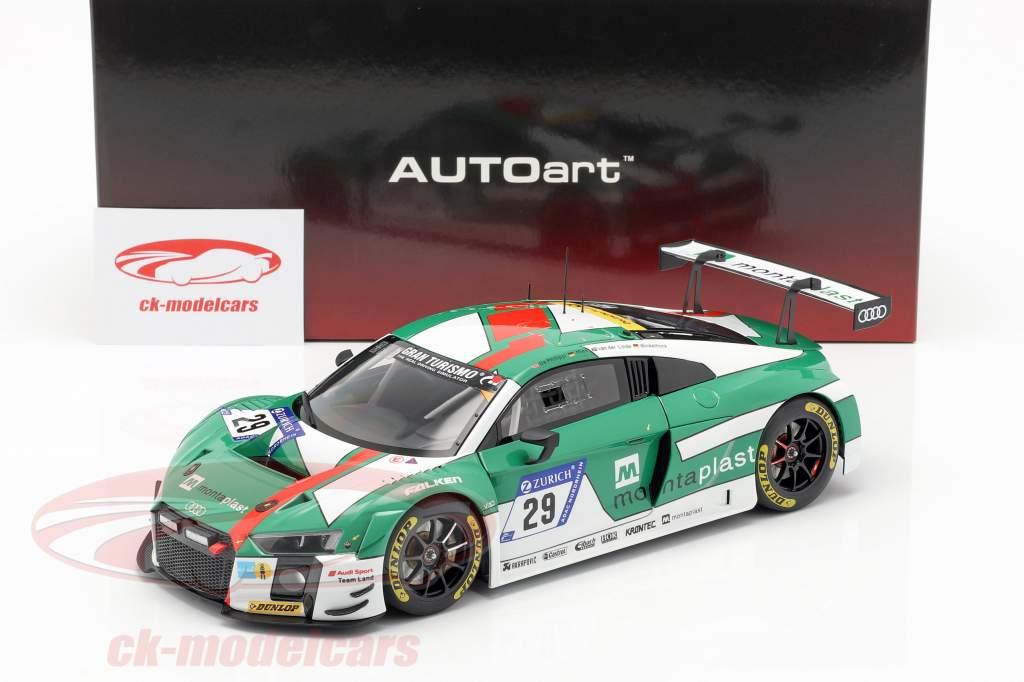 Audi R8 LMS #29 ganador 24h Nürburgring 2017 Audi Sport Team Land 1:18 AUTOart