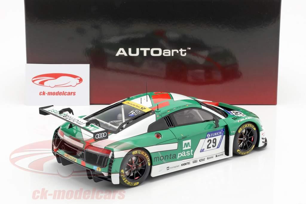 Audi R8 LMS #29 Vinder 24h Nürburgring 2017 Audi Sport Team Land 1:18 AUTOart