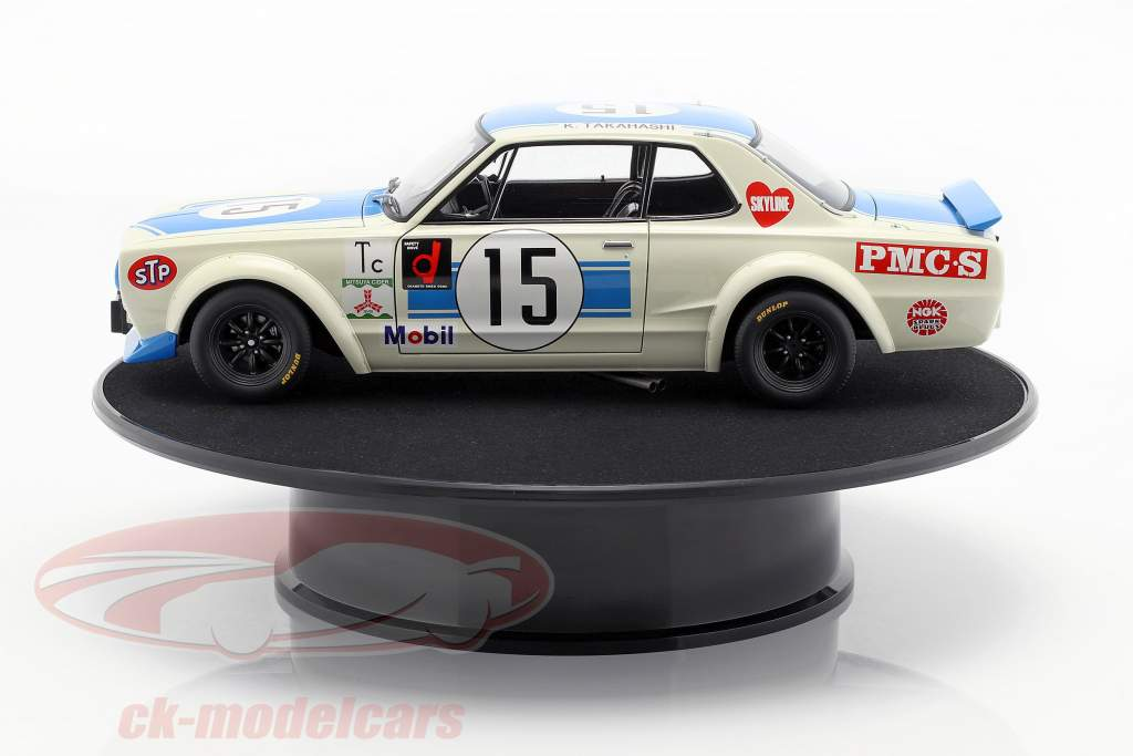 转盘 直径 ca. 25,5 cm 为 模型车 在 规模 1:18 黑 AUTOart