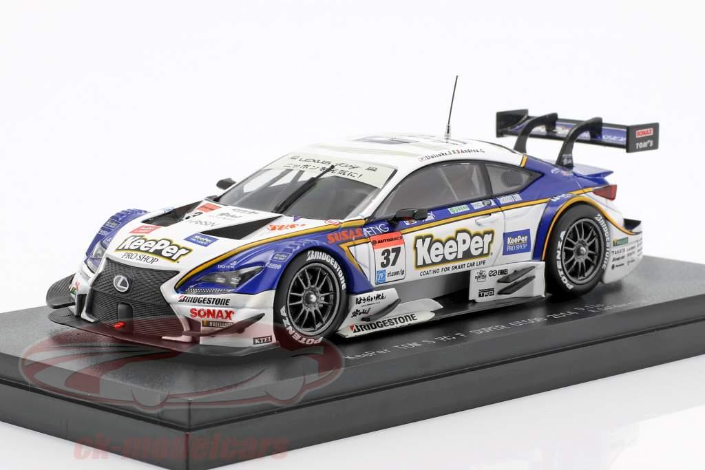 Lexus RC F #37 Super GT Series 2014 Ito, Caldarelli 1:43 Ebbro