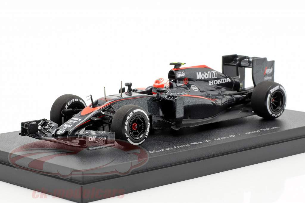 Jenson Button McLaren MP4-30 #22 Japan GP formel 1 2015 1:43 Ebbro
