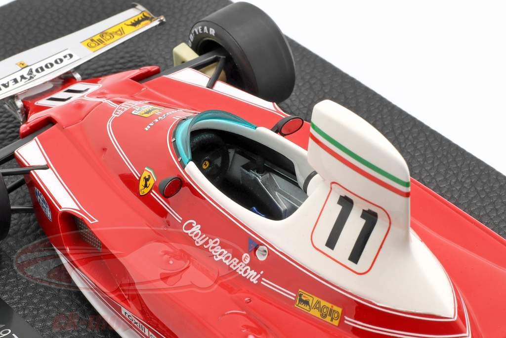 Clay Regazzoni Ferrari 312T #11 formula 1 1975 1:18 GP Replicas