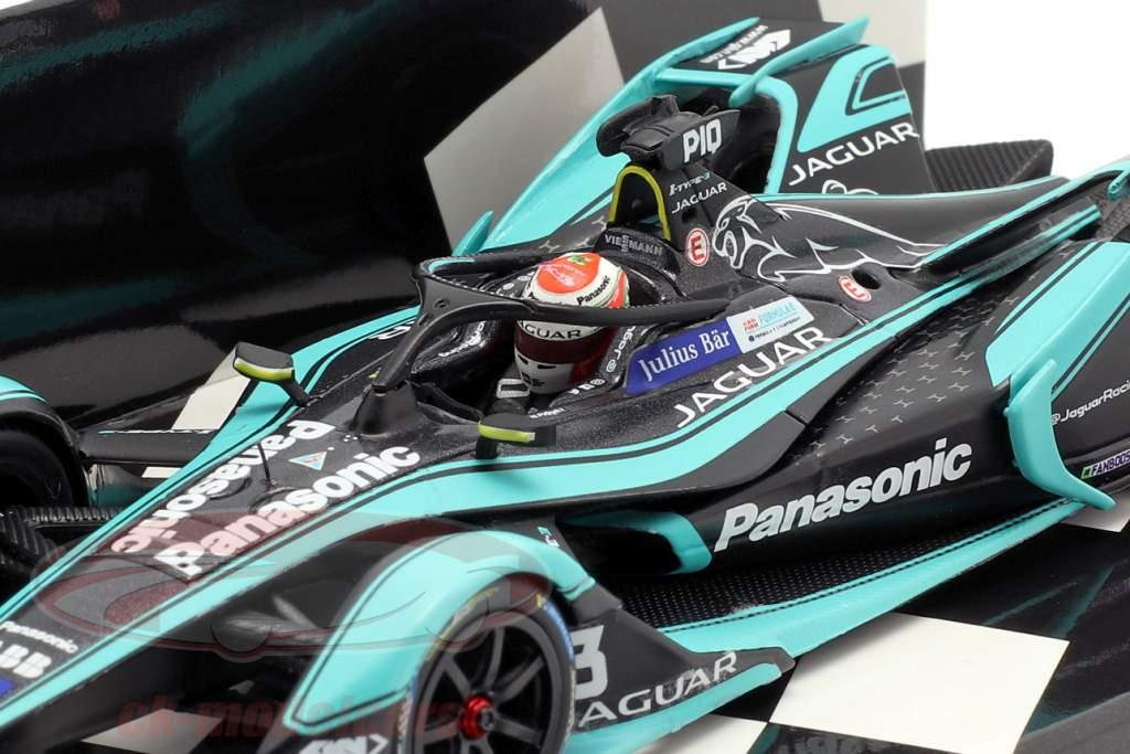 Nelson Piquet jr. Jaguar I-Type III #3 formula E stagione 5 2018/19 1:43 Minichamps