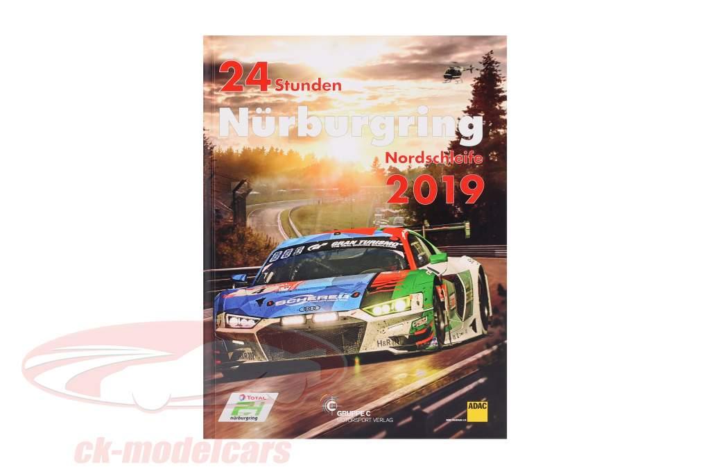Book: 24 hours Nurburgring Nordschleife 2019 by Tim Upietz / Jörg Ufer