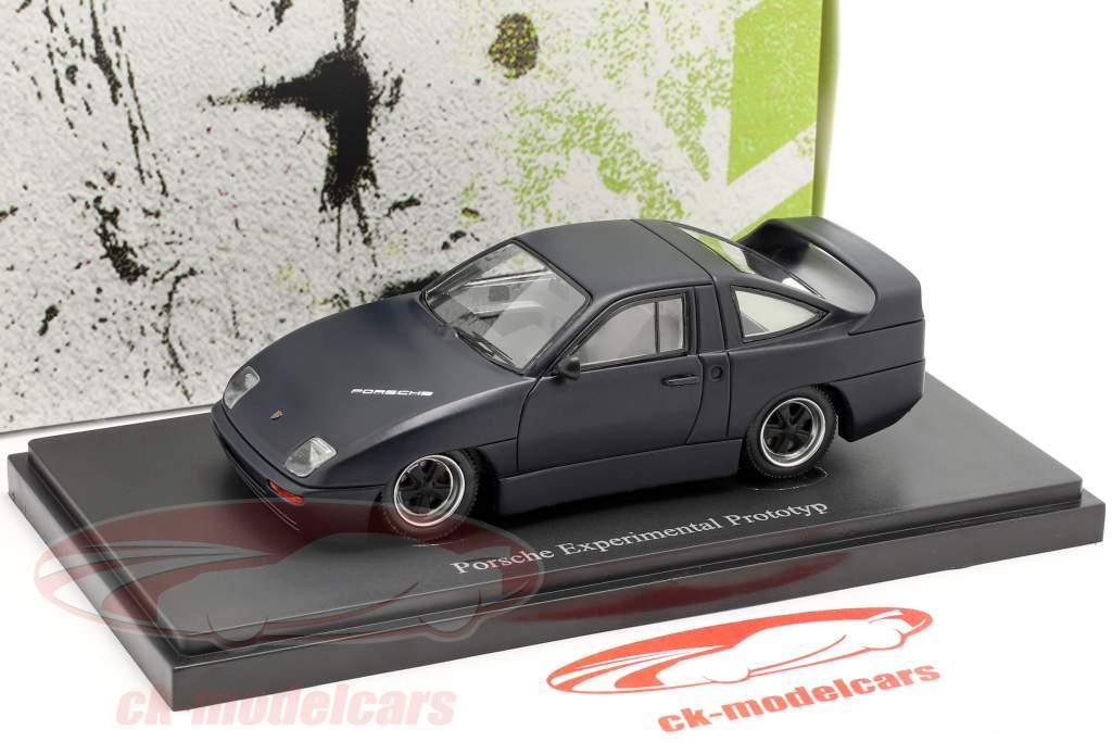 Porsche Experimental Prototyp Opførselsår 1985 sort 1:43 AutoCult