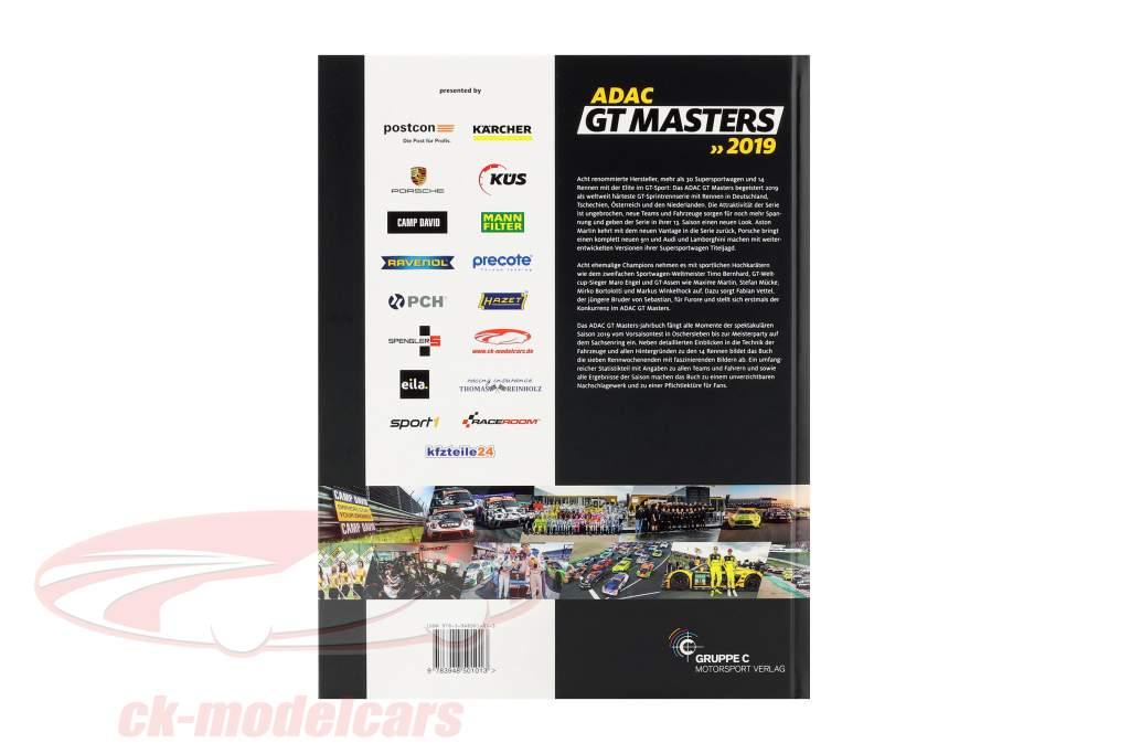 Buch: ADAC GT Masters 2019 af Tim Upietz / Oliver Runschke