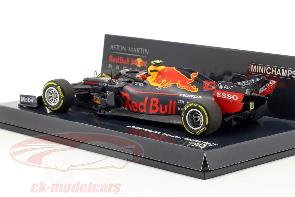 Pierre Gasly Red Bull Racing RB15 #10 formel 1 2019 1:43 Minichamps