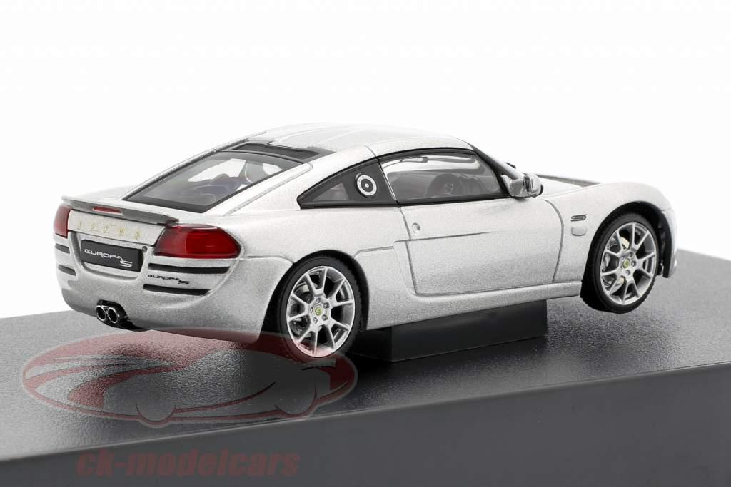 Lotus Europa S Ano de fabrico 2006 prata 1:43 AUTOart