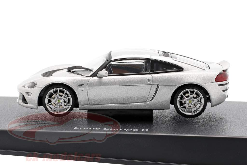 Lotus Europa S anno 2006 argento 1:43 AUTOart