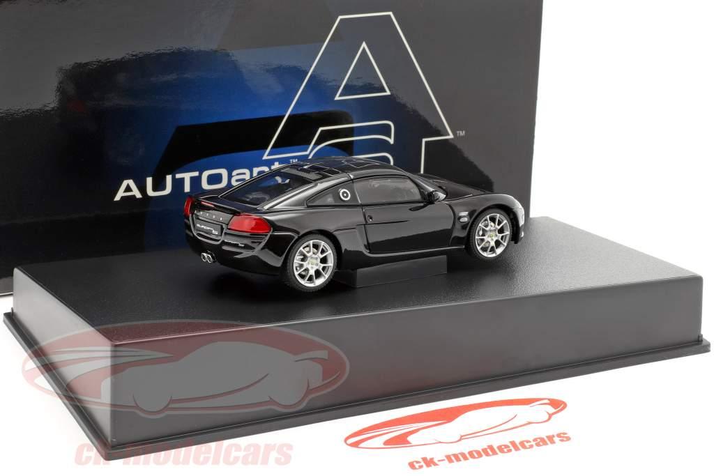 Lotus Europa S année 2006 noir 1:43 AUTOart