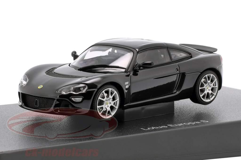 Lotus Europa S Jaar 2006 Zwart 1:43 Autoart