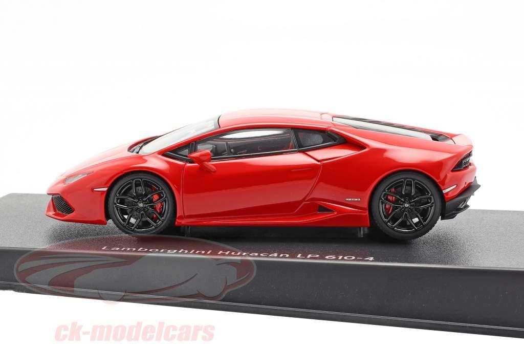 Lamborghini Huracan LP610-4 year 2014 red 1:43 AUTOart